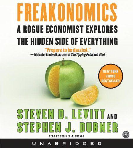 Freakonomics essay