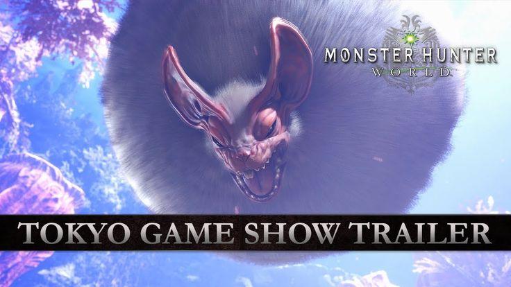 Monster Hunter: World - TGS 2017 Trailer - YouTube