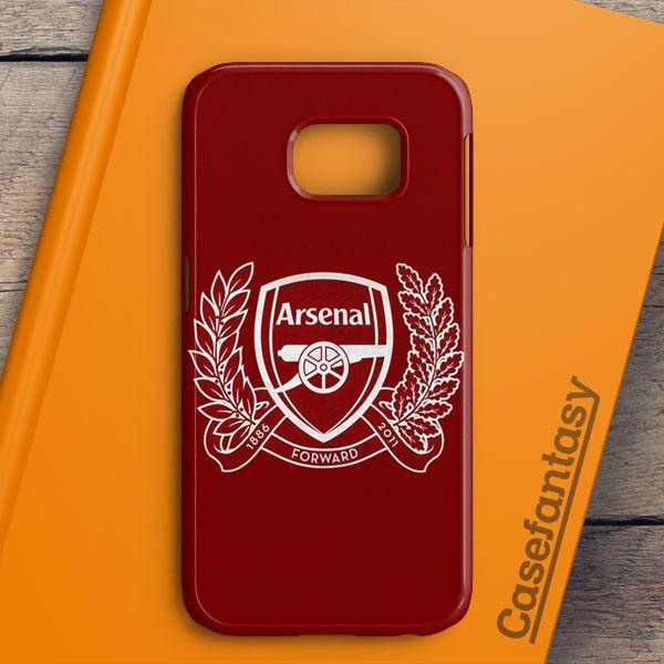 Arsenal Club Samsung Galaxy S6 Edge Case | casefantasy