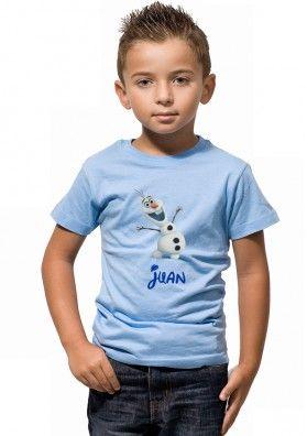 Camiseta Olaf Abrazo