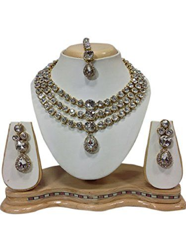 Indian Bollywood Stunning Valentine Special Kundan Party ... https://www.amazon.com/dp/B01MR7O9AF/ref=cm_sw_r_pi_dp_x_zyfIybXW1KW5R