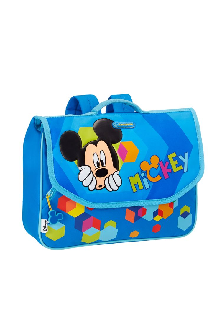 Disney Wonder - Mickey Mouse Schoolbag #Disney #Samsonite #MickeyMouse #Mickey #Mouse #Travel #Kids #School #Schoolbag #MySamsonite #ByYourSide
