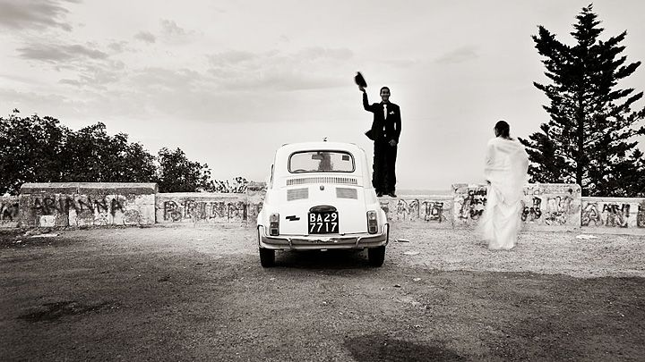 Apulian Wedding.  Watch the gallery Valeria+Mustafà