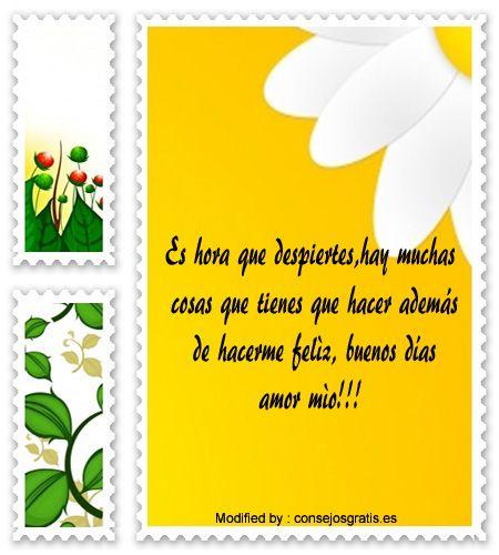 descargar mensajes bonitos de buenos dias para mi amor,mensajes de texto de buenos dias para mi amor: http://www.consejosgratis.es/textos-de-buenos-dias-para-enamorada/