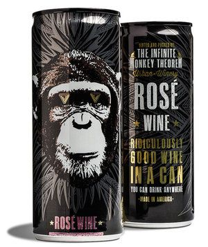 From a Denver-based winery that breaks all of the rules (like growing grapes in Colorado!), this crisp, berry-forward rose comes conveniently packaged in cans but, happily, lacks any metallic flavor. It's ideal for picnics because no glasses—or corkscrew—are required.