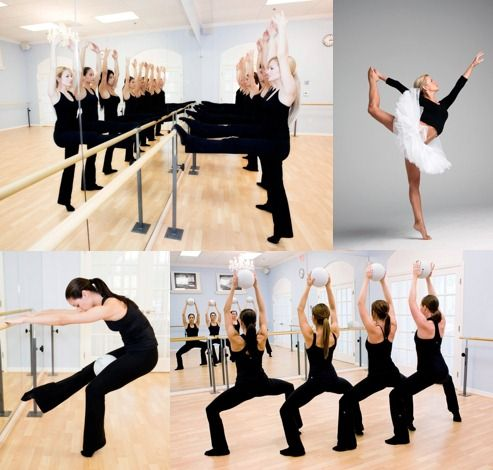 The most amazing workout ever.. Barre classes. I do Barre Intensity and I am in love.