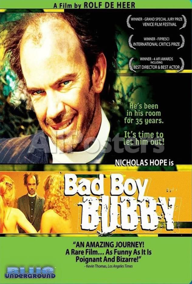 Bad Boy Bubby Masterprint Allposters Com Bad Boys Boys About Time Movie