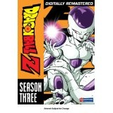 Dragon Ball Z: Season Three (Frieza Saga) (DVD)By Toshio Furukawa