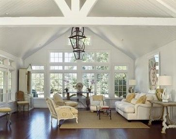Austin Patterson Disston Architects Windows With Cathedral Ceiling