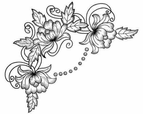 рисунки для вышивки - Самое интересное в блогах
