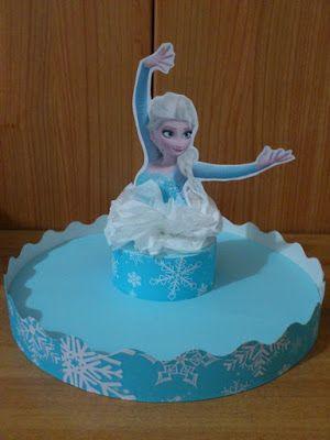 Sweet Table: Alzatina cupe cake e dolcetti
