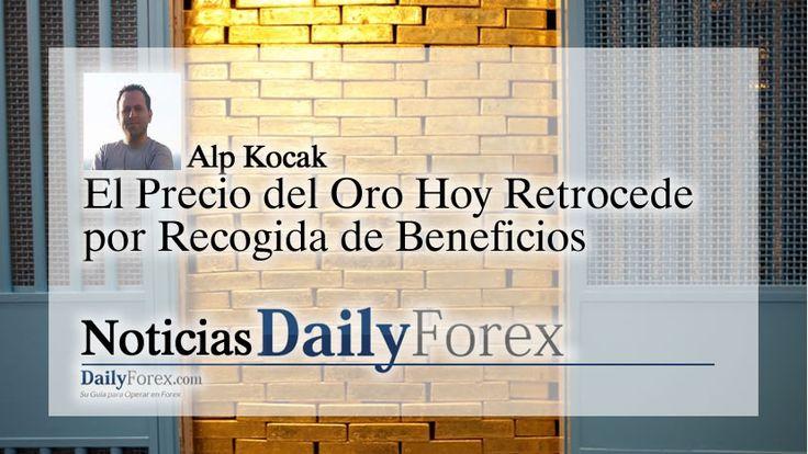 El Precio del Oro Hoy Retrocede por Recogida de Beneficios | EspacioBit -  https://espaciobit.com.ve/main/2017/05/24/el-precio-del-oro-hoy-retrocede-por-recogida-de-beneficios/ #Forex #Oro #Precio #AngelaMerkel #MercadoForex