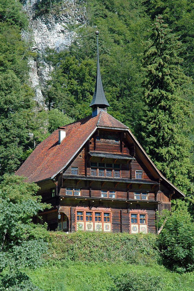 Wolfenschiessen (Kanton Nidwalden) - #chalet