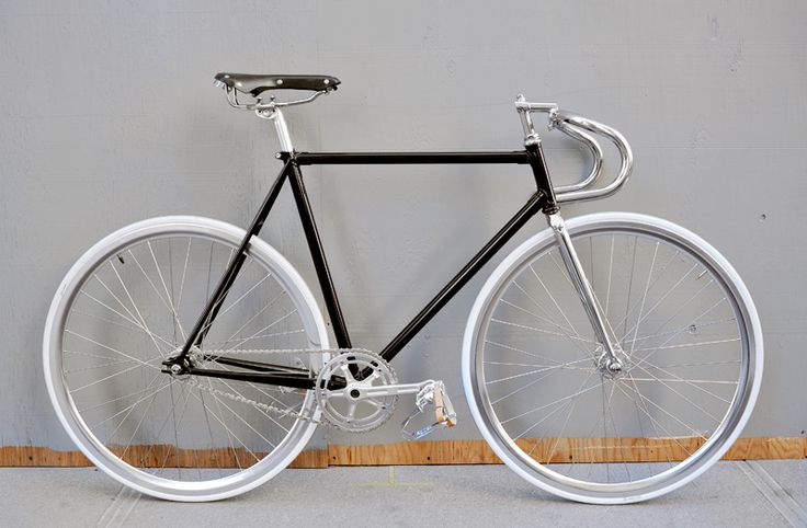 Le superbe fixie «Domenica Sport» de Bertelli Bici