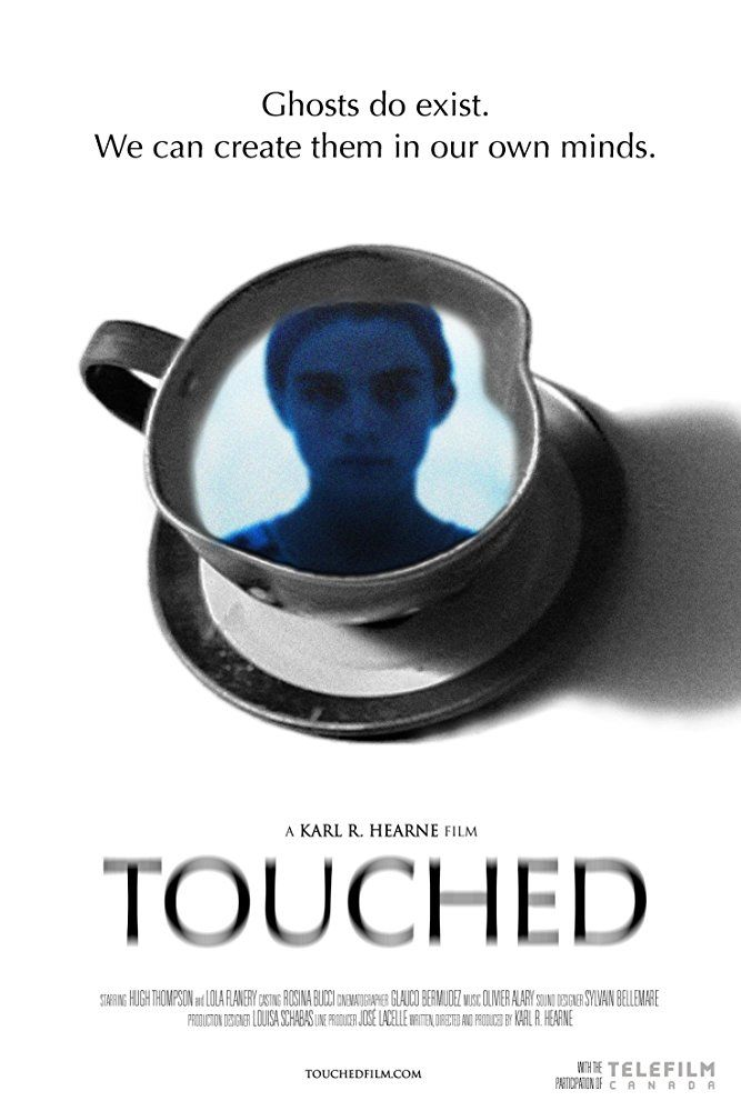 TOUCHED (Kanada 2017) von Karl R. Hearne. Gesehen beim Filmfest Oldenburg. With Hugh Thompson, Lola Flanery, John Maclaren, Linda Smith. A ghostly, psychological drama about a young woman who disappears from her building and her solitary landlord who tries to track her down. Part murder mystery, part love story between an unlikely father figure and a nine-year-old girl, this dreamlike, dark and odd film explores both sociopathology and the fragile power of human kindness.