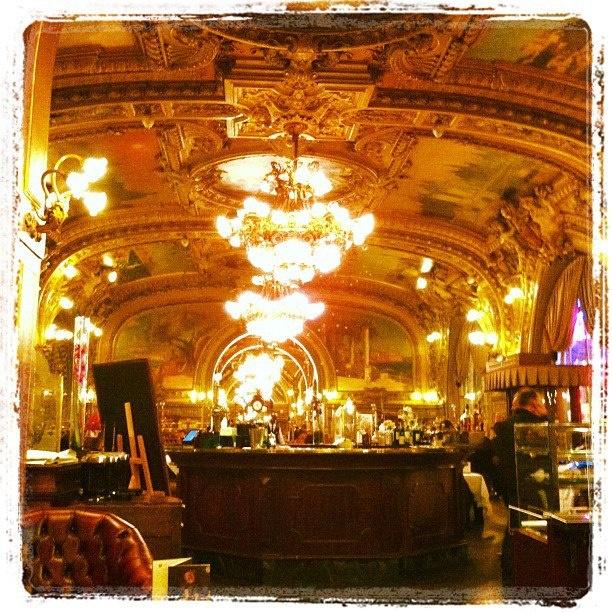 Brasserie Le Train Bleu, Gare de Lyon, Paris