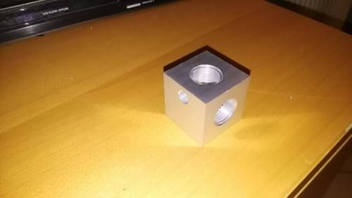 Ripartitori cubici varie dimensioni Vero Affare!!!