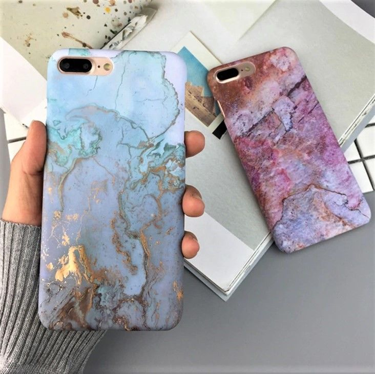 Marble Phone Iphone 6 Ultra Slim Glossy Matte Hard PC Back Cover