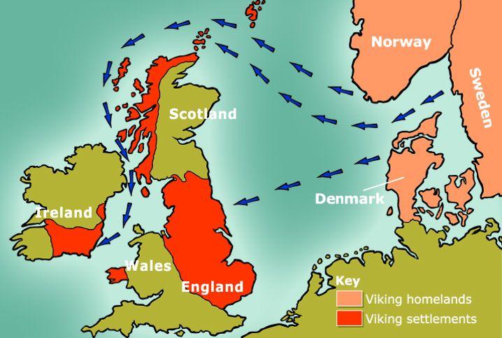 BBC viking resources