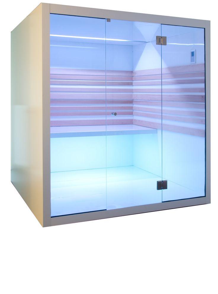 Thermalux | Infraroodsauna - design sauna - stoomcabines