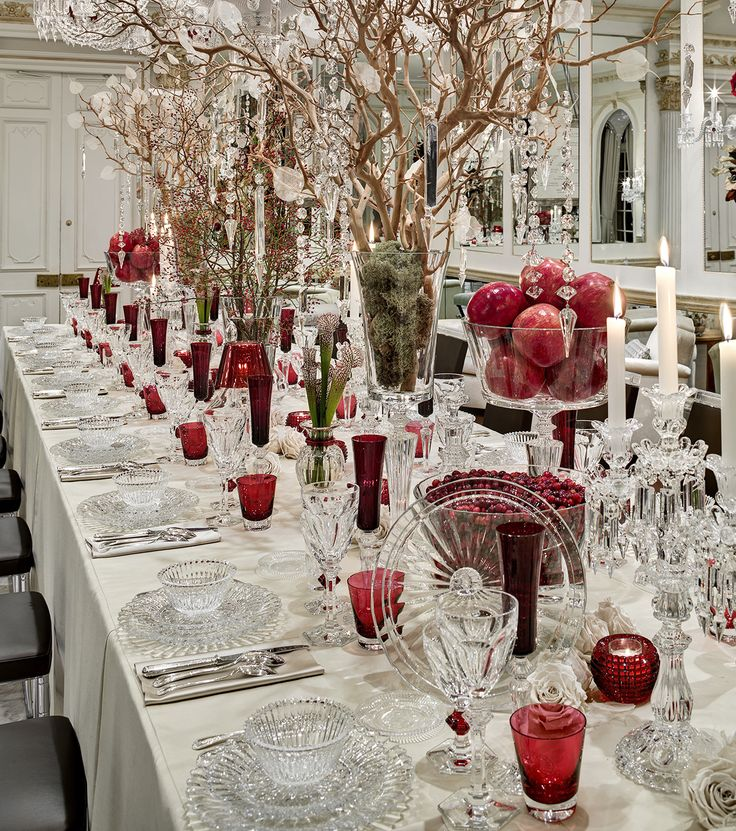 Baccarat s th anniversary for holiday house