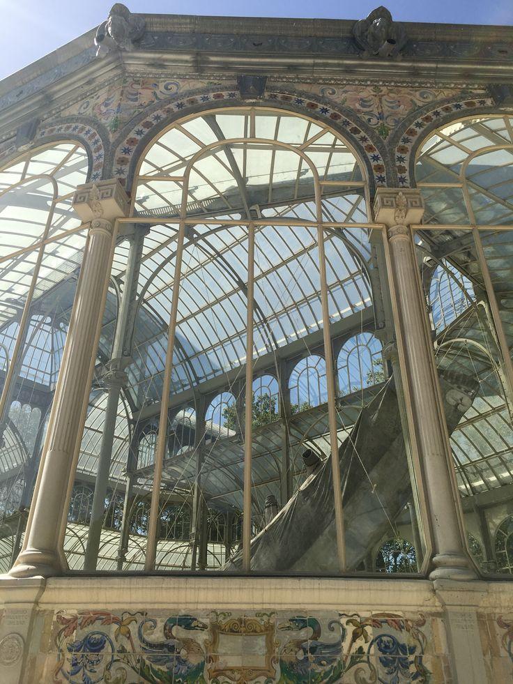 Palácio de Cristal, Madri