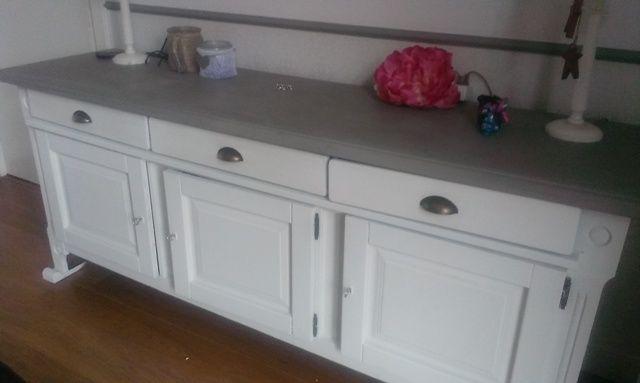 Weer een voorbeeld wat French Linen en Old White en een beetje Soft Wax met je huis kan doen echt geweldig Annet