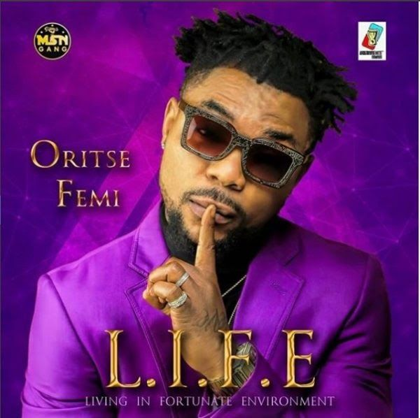 "Musical Taliban Oriste Femi has added to the good news of his forthcoming marriage with the announcement of a soon-to-be-released album and the unveiling of a fitting artwork for the album.  Going by his post the titled of the album is L.I.F.E meaning Living In Fortunate Environment. The singer took to Instagram to make the news public with a post that was captioned with;  Checkout the tracklist below.  Brand new album "" LIFE "" hope you are ready for this great one   A post shared by Oritse…"
