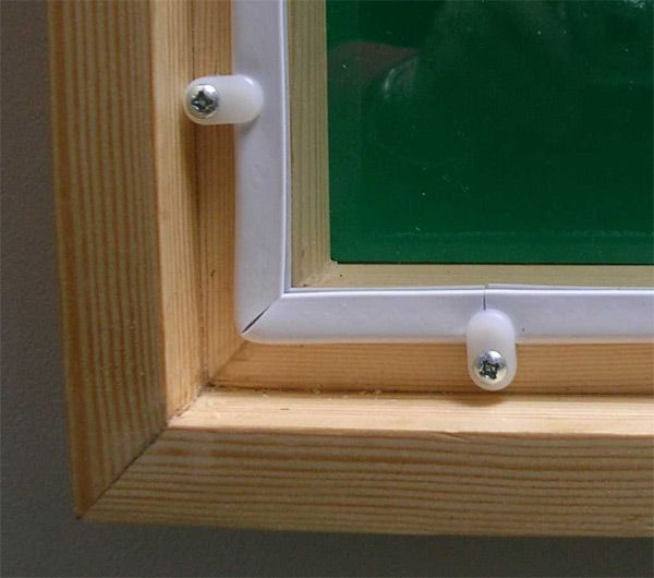 Secondary Glazing Accessories Window Insulation Roofing Systems Diy