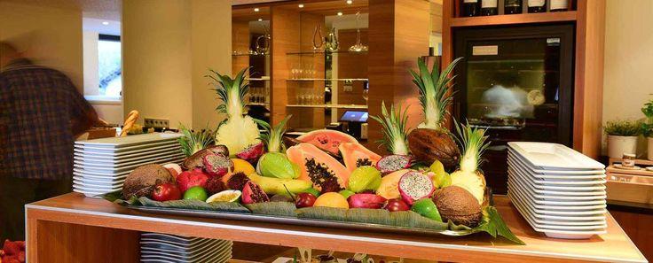 Fantastische Fruchtauswahl im #DolceVita Hotel #Lindenhof