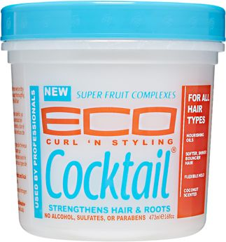 Eco Natural Curling Cocktail