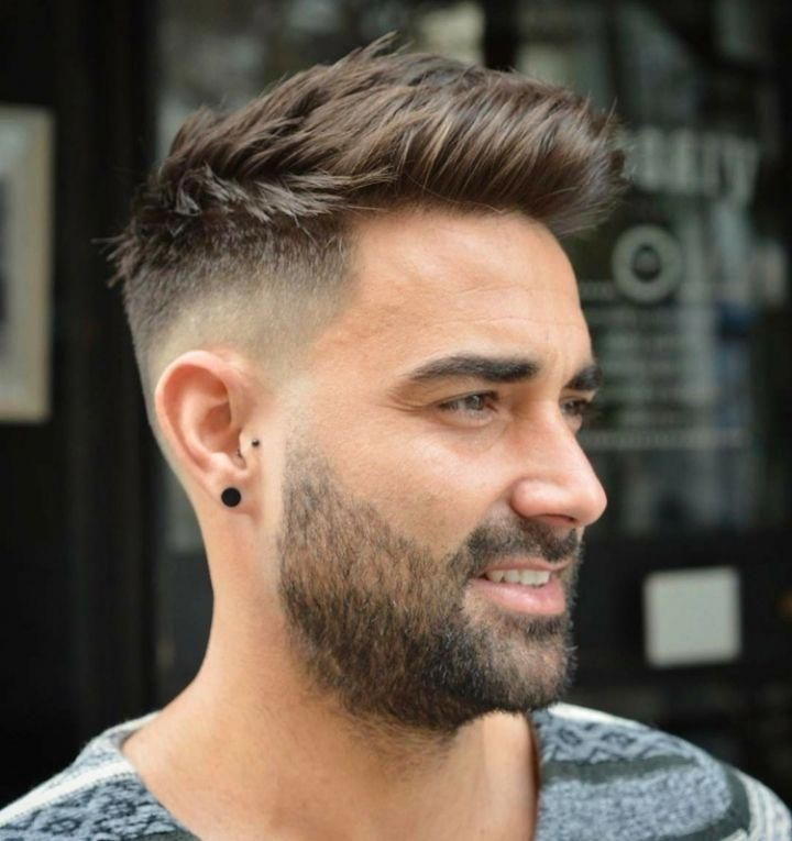 Amazing Hairstyles Hairstyles Men Hairstyles Semi-Long Top ...