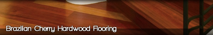 Find the perfect flooring option among great Brazilian cherry hardwood flooring selections. You can use the Brazilian cherry flooring in the different rooms of your home. Choose among various Brazilian cherry flooring finishes and grades, as well as different plank size options.