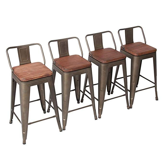 Todd Low Back Stool Grey Natural Stool Interiors Online Kitchen Benches