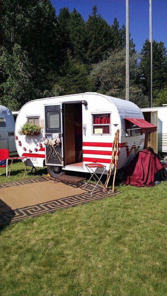 Vintage camper                                                       …