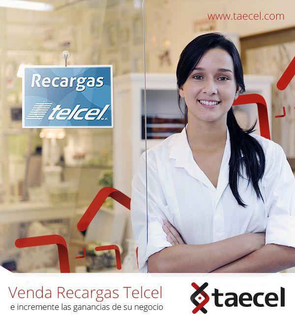#Vende #Recargas #Telcel