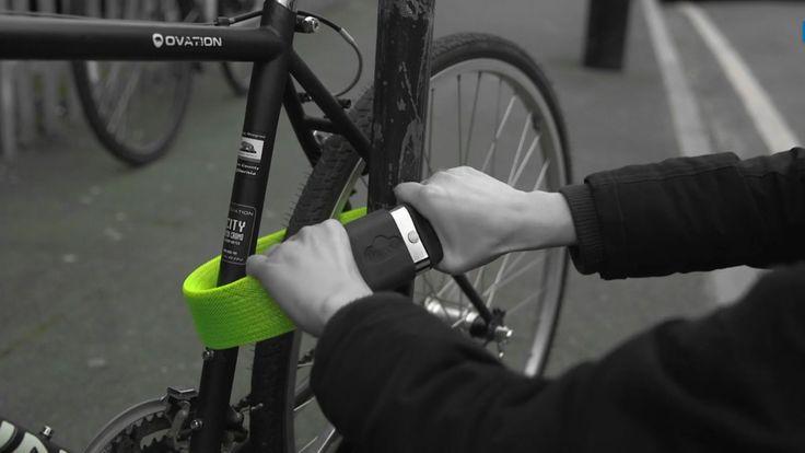 LiteLok, un super antivol résistant et léger pour vos vélos | Fixie Singlespeed, infos vélo fixie, pignon fixe, singlespeed.