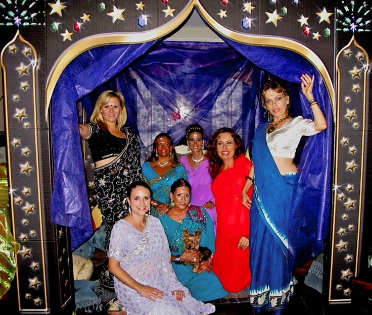 Bollywood Party Decorations, Moroccan Party