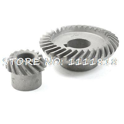 Electric Power Tool Slot Hole Spiral Bevel Gear Pinion Set #Affiliate