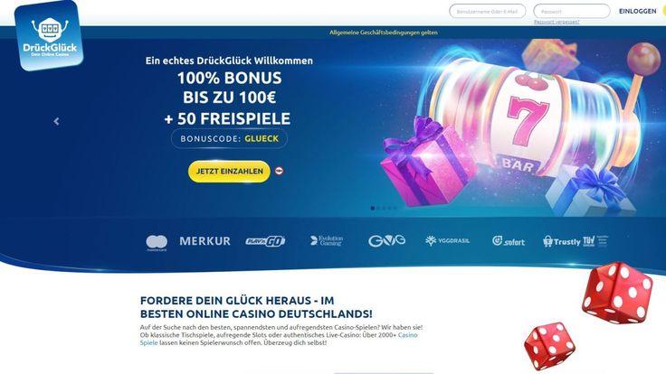 Online Casino Deutsch Test