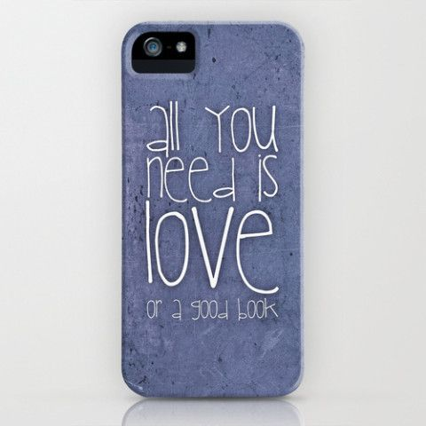 iphonecase, iphone, case, artprint, print, decoration, poster, wallprint, blue, jeans, vintage, book, reading, library, booklove, love, all, you, need, good, amazon, shabby, navy, quote, typo, text, w
