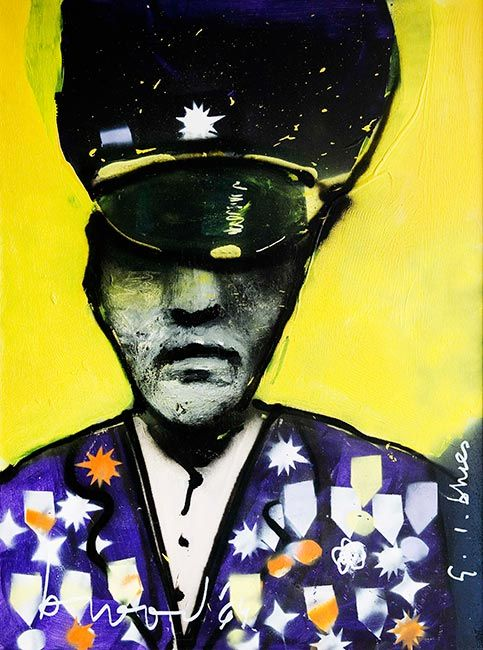 Herman Brood - G.I. Blues