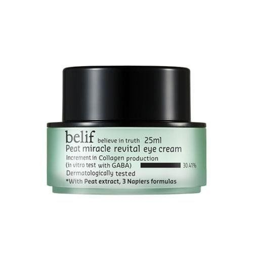 Humic acid of peat extract in Peat Miracle Revital Eye Cream plumps up the eye area and its GABA ingredient accelerates the production of collagens, which minimizes wrinkles and fine lines around eyes and smoothes skin. | eBay!