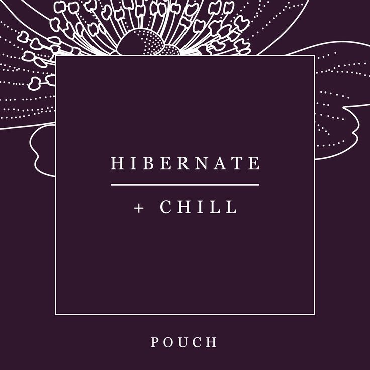 little wildling co -  hibernate + chill