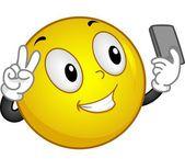 Smiley Selfie — Stock Photo #46209129