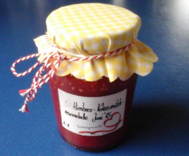 Rezept Himbeer-Kokosmilchmarmelade von Julia1988 - Rezept der Kategorie Saucen/Dips/Brotaufstriche