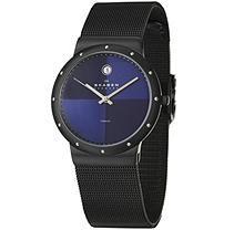 Skagen Titanium Women's Black Titanium Case and Bracelet Quartz Watch