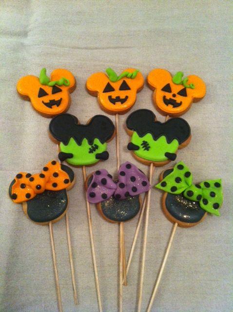 i love mickey halloween