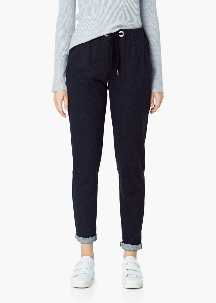 Pantaloni jogging -  Femei | MANGO