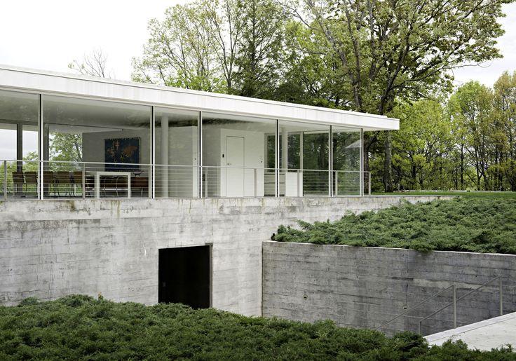 Galería de Casa Olnick Spanu - Estudio Arquitectura Campo Baeza / Alberto Campo Baeza - 5